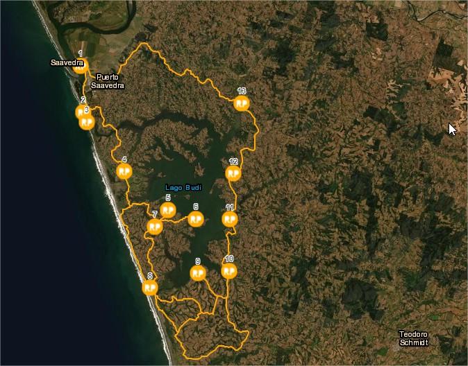 Ruta Patrimonial Lago Budi 001